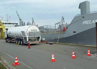 Bunkrowanie Statków Lng 4